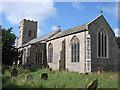 TG3821 : Catfield All Saints church by Adrian S Pye