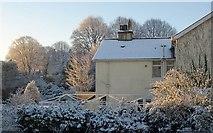 SX9065 : Snow and sun, Torre by Derek Harper