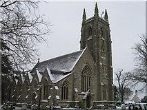 TL2702 : St Thomas Church, Northaw by Alex McGregor