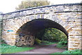 TQ4736 : Railway bridge over the Forest Way by N Chadwick