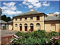 TL1348 : The Coach House, Moggerhanger Park by John Brightley