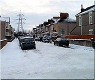 ST3186 : Wingate Street, Newport by Jaggery