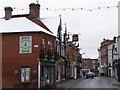 SU3521 : Romsey: Church Street by Chris Downer