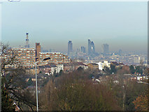 TQ3473 : View from Horniman Gardens by Brian Whittle