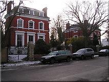 TQ3472 : Victorian Villas by Brian Whittle