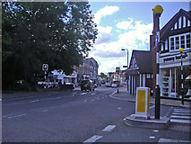 TQ1289 : Bridge Street Pinner by David Howard