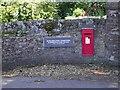 SX7442 : Dead Letter Box by Keith Lockstone