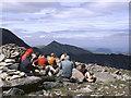 NY3414 : Summit, Nethermost Pike by Jim Barton