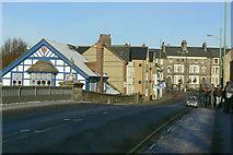 TL4559 : On Victoria Bridge by Alan Murray-Rust