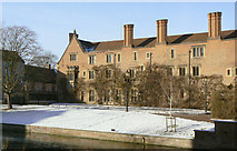 TL4458 : Magdalene College - South Range by Alan Murray-Rust