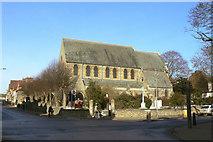 TL4459 : St Giles' Church by Alan Murray-Rust