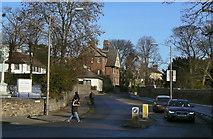 TL4459 : Chesterton Lane by Alan Murray-Rust