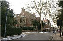 TL4457 : Ridley Hall by Alan Murray-Rust