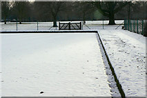 TL4457 : Bowling white by Alan Murray-Rust