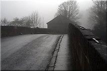 SK3057 : Cromford Bridge by David Lally
