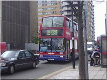 TQ2081 : 266 bus on Victoria Road, North Acton by David Howard