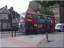 TQ2081 : 260 bus on Victoria Road, North Acton by David Howard
