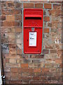 TM2850 : Railway Station Postbox by Adrian Cable