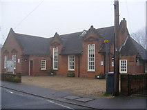 TM2850 : Melton Village Hall by Adrian Cable