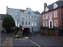 SO5174 : Broad Gate, Ludlow by Chris Whippet