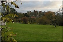 SO4465 : Croft Castle from Garden Cottage by Christopher Hilton