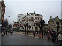 TQ1780 : The Town House public house, Ealing by Stacey Harris