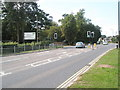 TM2850 : Crossroads of the A1152 and the B1438 by Basher Eyre
