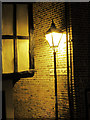 TQ8209 : Street Lamp at Waterloo Place by Oast House Archive