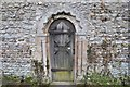 TM4886 : Henstead St Marys - Norman Doorway by Ashley Dace