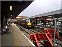 SE1632 : Grand Central Class 180 DMU at Bradford Interchange by Phil Champion