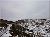 NN6004 : Approach to Ben Gullipen by I A Smellie