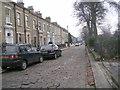 SE1534 : Southfield Square - looking towards Lumb Lane by Betty Longbottom