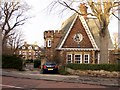 NZ1564 : The Grove & Lodge House, Ryton by Andrew Curtis