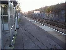 TQ1649 : Dorking West station platform by David Howard