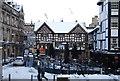 SJ8398 : Olde Wellington Inn, Shambles Square by N Chadwick