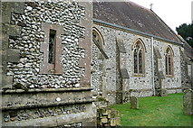 SU7037 : Chawton church by Graham Horn