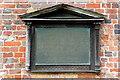 Photo of Jane Austen bronze plaque
