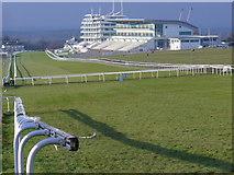 TQ2258 : Epsom Racecourse by Colin Smith