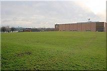 NZ3764 : Sports Field, Temple Memorial Park by Mick Garratt