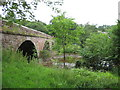 NY5046 : The Bridge on the River Eden, Armathwaite, Cumbria by John Fielding