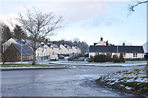 NH5041 : Houses at Kiltarlity by Steven Brown