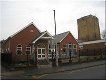 SK9772 : Westgate School by Jonathan Thacker