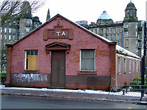 NS6065 : TTA Hall on Stirling Road by Thomas Nugent