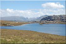 NG8378 : Gairloch : Loch Tollaidh by Ken Bagnall