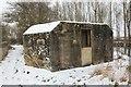 SP3400 : Gate in the entrance by Bill Nicholls
