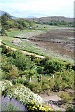 NG8681 : Gairloch : The walled garden at Inverewe Garden overlooking the foreshore of Loch Ewe by Ken Bagnall