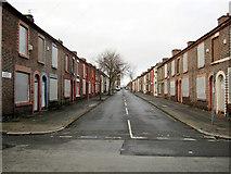 SJ3688 : Kinmel Street, Toxteth by John S Turner