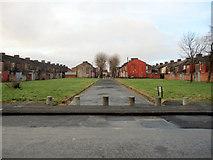 SJ3688 : Voelas Street, Toxteth by John S Turner