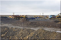 NZ2294 : Stobswood opencast coal mine by peter maddison