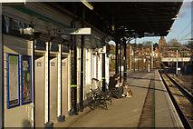 SK1109 : Lichfield City Station by Stephen McKay